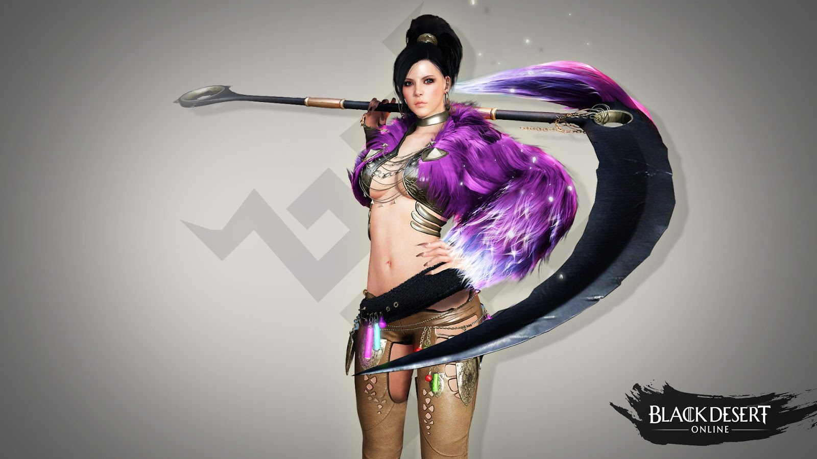 Sorceress Best Black Desert Online PvE Classes
