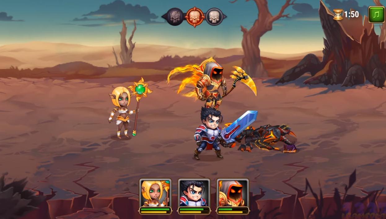 The Best Teams in Hero Wars
