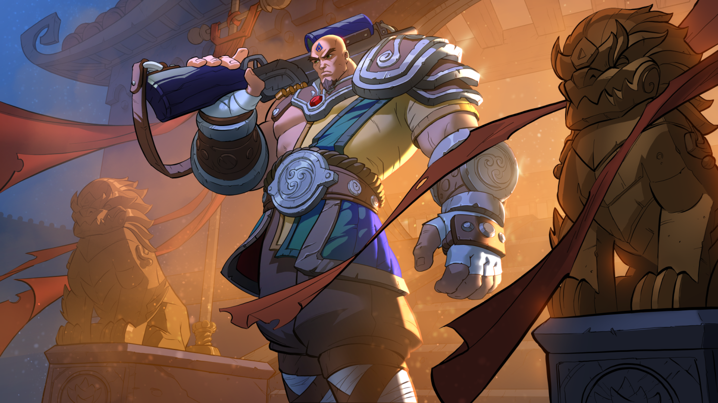 Paladins B–Tier BEST Characters.