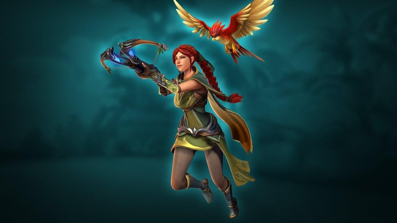 Paladins S–Tier Characters Cassie