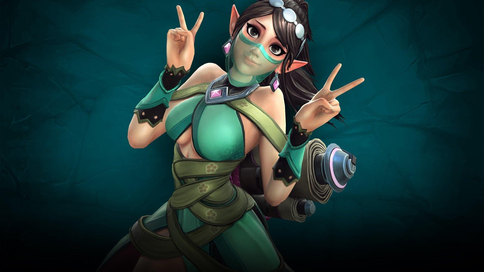 Paladins A–Tier Characters Ying