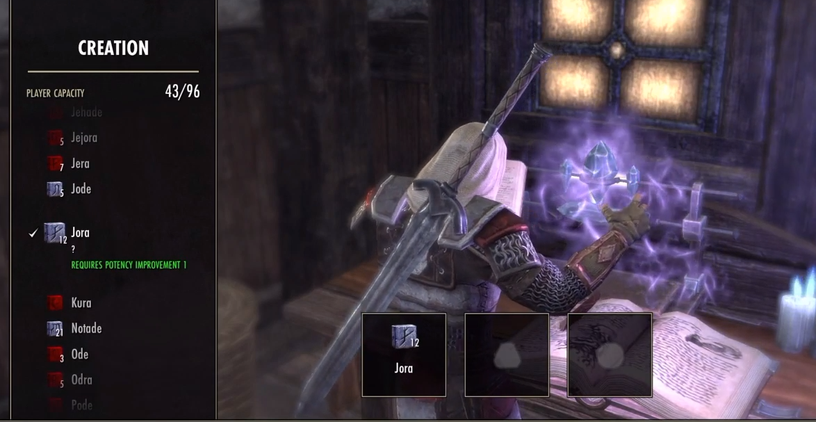 What are Trifling Glyphs in ESO
