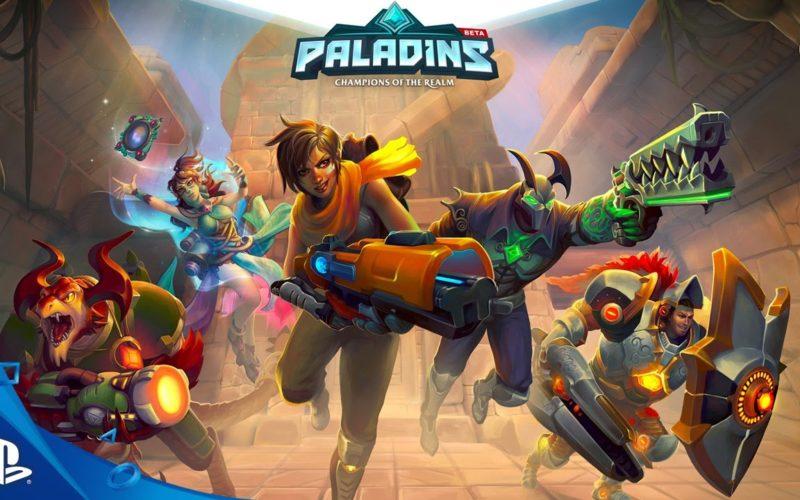 Is Paladins Cross-Platform?