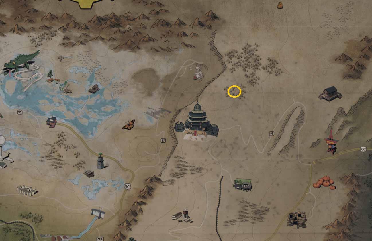 Sacrament All Fallout 76 Aluminum Locations