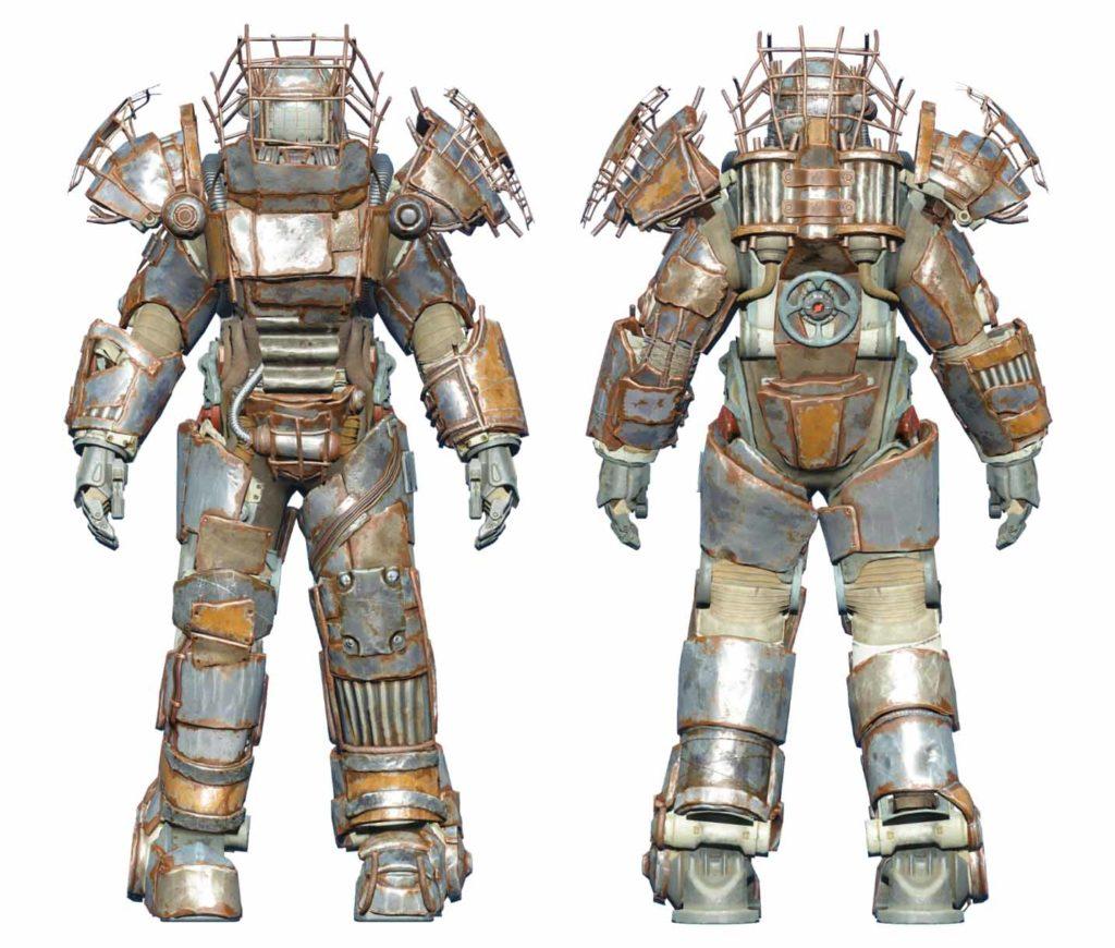 Raider Power Armor