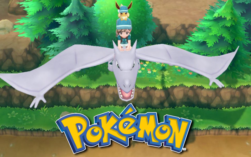Fossil Pokemon in Sword and Shield