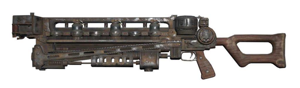 gauss rifle best fallout 76 weapons