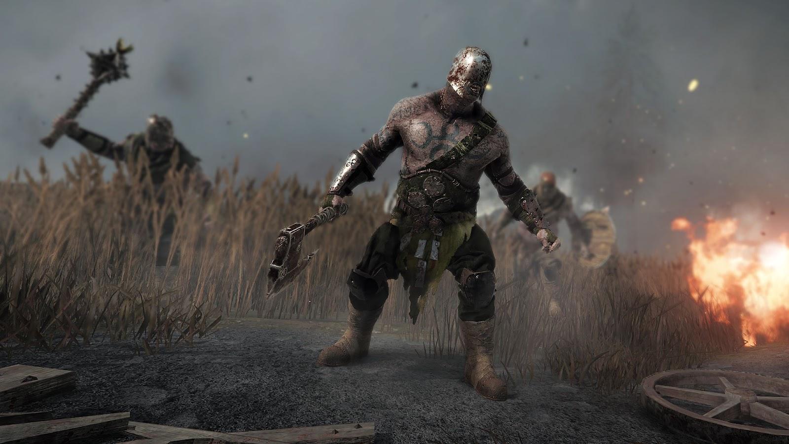 Warhammer Vermintide 2 Ranger Veteran Class (Bardin Goreksson)