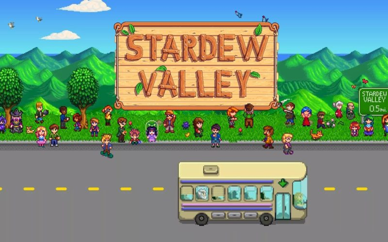 How to Play Co-Op Multiplayer in Stardew Valley