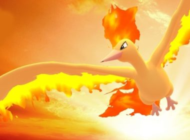 How to catch Moltres in Pokemon Lets GO