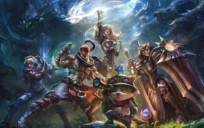 Is league of legends cross platform