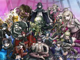 Danganronpa Characters List