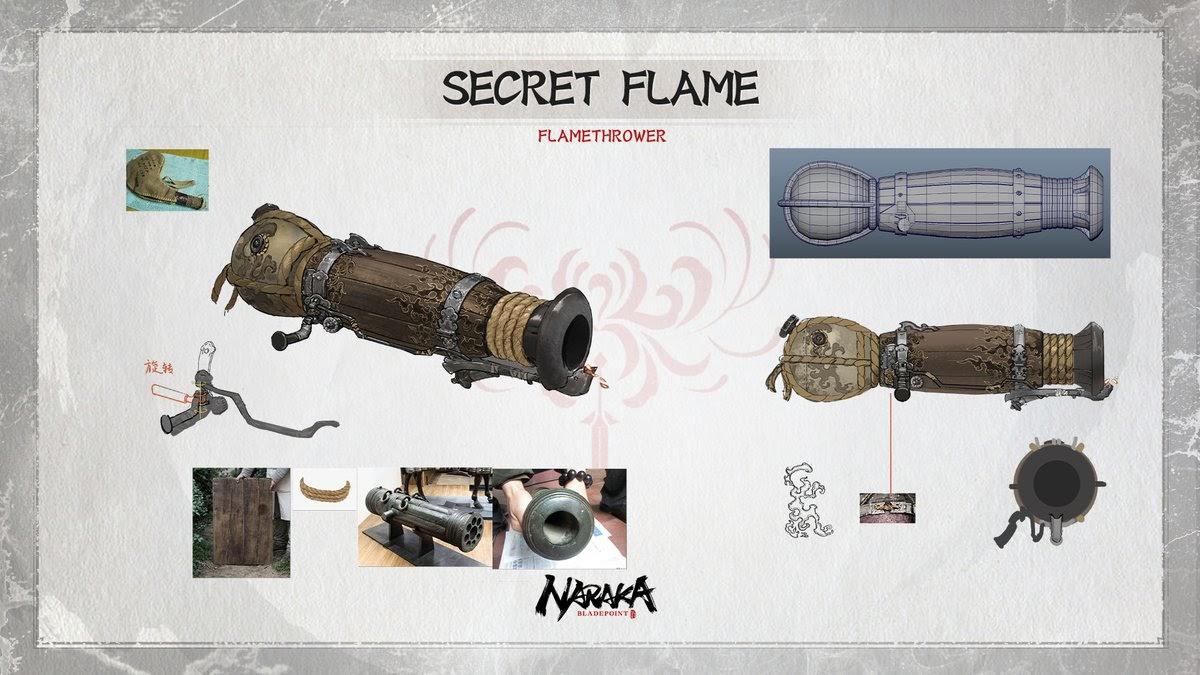 Naraka: BLADEPOINT Weapons Tier List