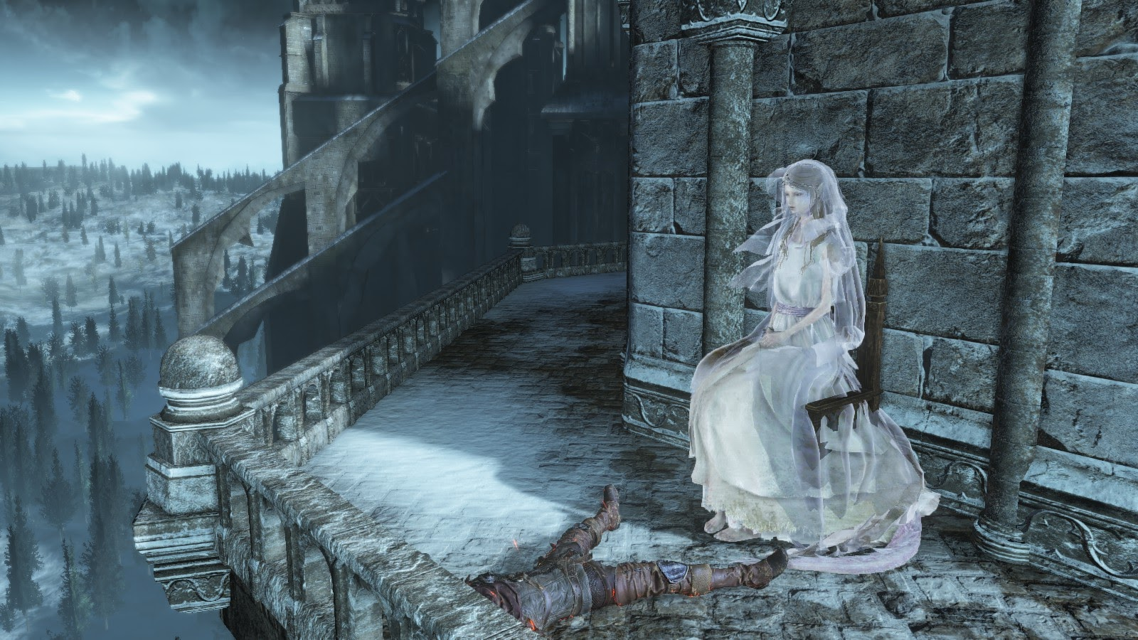 Dark Souls 3 Covenants Blades Of Dark Moon