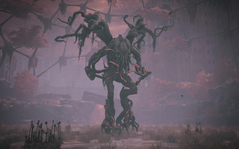 Ent Remnant From The Ashes Bosses
