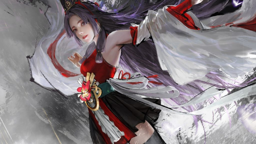 Naraka BLADEPOINT Characters Tier List Kurumi