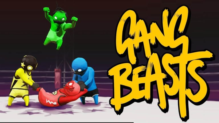 Is Gang Beasts Cross-Platform?